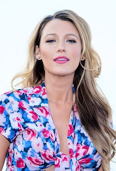 Blake Lively attends Target Cat & Jack Launch Celebration at Pier 6 at Brooklyn Bridge Park on July 21, 2016 in New York City.