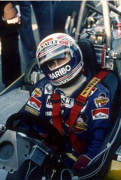 Alain Prost, Racing Helmets, F1 Racing, Sport Cars, Race Cars, Car Brochure, Racing Events, F1 Drivers, Modified Cars
