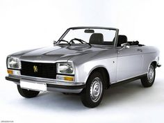1974 PEUGEOT 304 S CABRIOLET Lots of fun