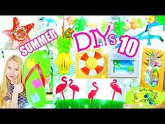 Coisas que Gosto: 10 DIY Summer Room Decor Ideas – Easy and Beautifu...