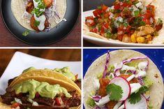 10 Ways To Make Tacos