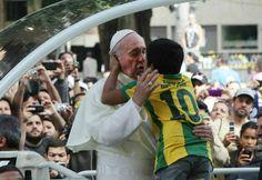 Pope Francis JMJ 2013