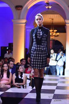 #Oxfordoutfit for Fashion Week honduras 2015, Fall