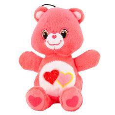Luv-A-Pet™ Care Bears™ Plush Mini Dog Toy - PetSmart - Love-a-Lot Bear