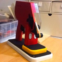 Mickey Mouse ATG holder