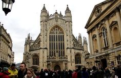 The Abbey Church of Saint Peter and Saint Paul, Bath, commonly known as Bath Abbey, is an Anglican parish church and a former Benedictine monastery in Bath, Somerset, England.