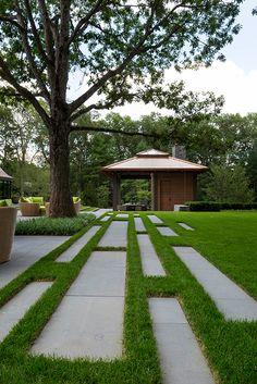 R.P. Marzilli Landscape Contractor » Cliff Ridge