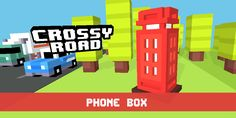 Phone Box! #crossyroad