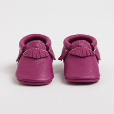 Raspberry - Limited Edition Moccasins
