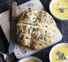 Cheese soda bread - countryliving.co.uk