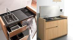 Mini Kitchen - idea for future apartment