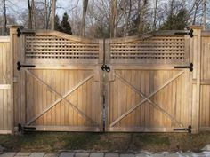 Fantastic Tips Can Change Your Life: Wooden Fence Background modern fence landscaping.