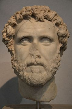 Marble bust dated between Origin unknown cm) Fine Art Print Framed, Poster, Canvas Prints, Puzzles, Photo Gifts and Wall Art Antoninus Pius, Marble Bust, Roman Emperor, Online Images, Photographic Prints, Wonderful Images, Sculpture Art, Poster Size Prints, Online Printing