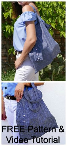 Learn more about how Sewing Leather Bags from from the beginning until end of the process - Discover tips and tricks to make a quality leather bag. Easy Sewing Patterns, Bag Patterns To Sew, Sewing Tutorials, Sewing Projects, Bag Tutorials, Knitting Projects, Sewing Ideas, Sewing Crafts, Reusable Shopping Bags