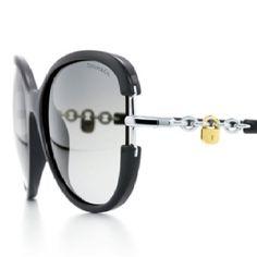 Love:  Tiffany sunglasses