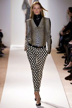 Ungaro_Paris #mix #dots #leopard