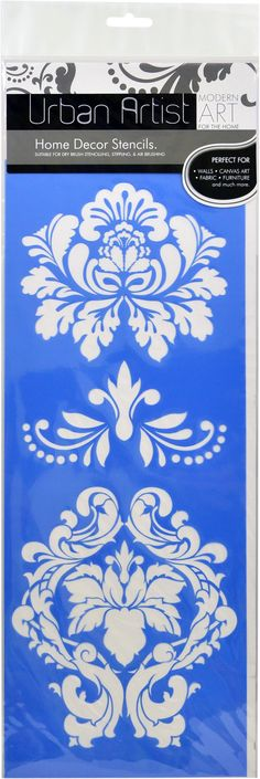 Urban Artist Home Decor Stencil - Duchess