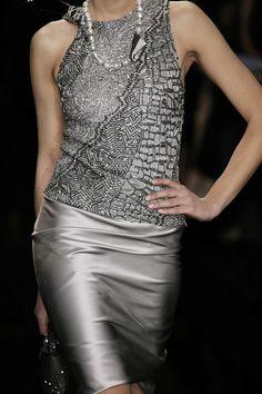 Armani// All Grey, I just love it..