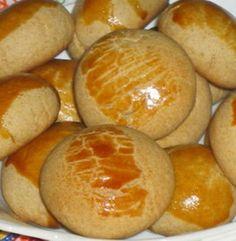 Biscoitos de Erva Doce - http://www.receitasja.com/biscoitos-erva-doce/