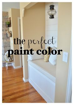 I get so many questions about our paint colors. Since nearly our entire house is the same color, minus a few rooms, I figured it's time to let you in on my best kept secret…. —>Autumn Blonde by Sherwin Williams<— I loooove it. I will never, ever paint my house a different color. It is the...Continue Reading