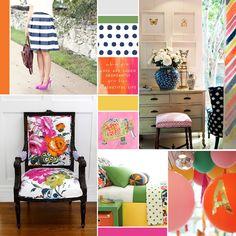 Bright colors, classic with a modern twist || katelynbrookeblog.com