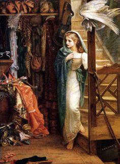 John William Waterhouse: Circe Invidiosa - 1892 Pre-Raphaelite Brotherhood. Description from pinterest.com. I searched for this on bing.com/images