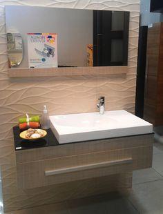 Gallery For Photographers AQUA DECOR Eros Modern Bathroom Vanity Set W Mirror Ashwood