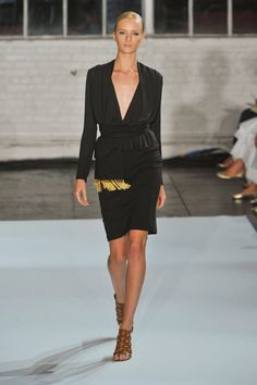 Altuzarra at New York Fashion Week Spring 2013