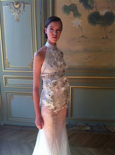 #Givenchy #Fall 2011 #haute couture #fashion