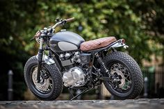 Triumph Bonneville by Down