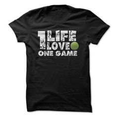 One life, one love, one game - shirts sweatshirt Hoodie Allen, Funny Shirts, Tee Shirts, Tennis Shirts, Men Sweater, Sweaters For Women, Burgundy Sweater, Cream Sweater, Frog T Shirts