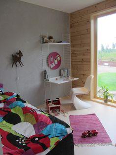 Housing Fair Finland, kids room