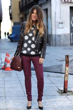 Dots (by Cabinet in Ruins *) http://lookbook.nu/look/4361425-Dots