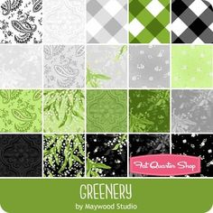Greenery by Maywood Studios - January 2018