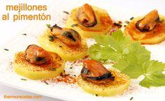 Mejillones al pimentón - http://www.thermorecetas.com/2014/03/20/mejillones-al-pimenton/