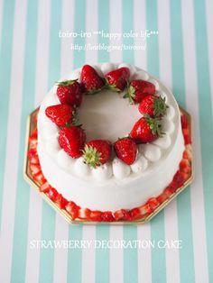 10歳のバースデーケーキ★