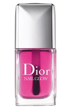 Dior Dior 'Nail Glow' Nail Enhancer available at #Nordstrom