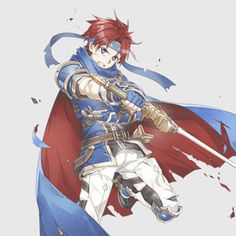 Roy in Fire Emblem: Heroes