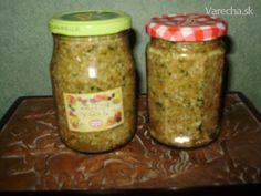 Koreňová zelenina v soli (fotorecept)