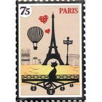 Francés hasta en la sopa...: Savoir faire une carte postale