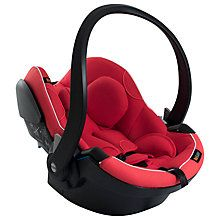 BeSafe iZi Go Modular i-Size Group 0+ Baby Car Seat in Red http://www.parentideal.co.uk/john-lewis--baby-car-seats.html
