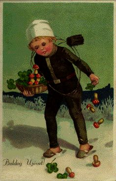 German: The Mushrooms and the Chimney-sweep