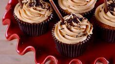 Resultado de imagen de muffins con crema de cacahuete