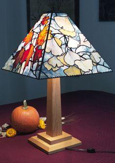 Autumn Lamp | Robert Oddy