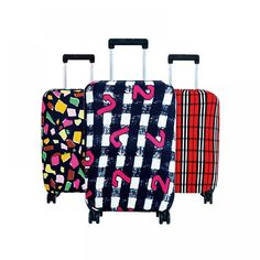 Cheap luggage dust cover, Buy Quality case travel directly from China travel luggage dust covers Suppliers: Hot Fashion Travel on Road Luggage Cover Protective Suitcase cover Trolley case Travel Luggage Dust cover for 18 to Cheap Luggage, Buy Luggage, Luggage Sizes, Luggage Cover, Travel Luggage, Luggage Bags, Travel Bags, Bali Travel, Travel Ideas