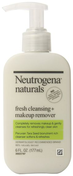 Neutrogena Naturals Fresh Cleansing   Makeup Remover-6 oz * You can get more details here : Fresh Groceries