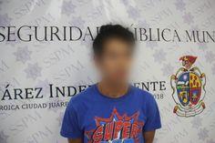 Cae en Juarez asesino de hombre en la colonia Hacienda De Las Torres Universidad por narcomenudeo de cristal | El Puntero