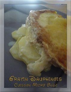 Plat  ♦️ gratin dauphinois