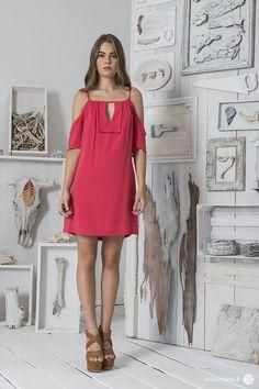 Sobrevivir al calor con estilo es posible. #anaperez #moda #hechoenmexico #ss16  #verano #eclectica #mexicanbrand  #style