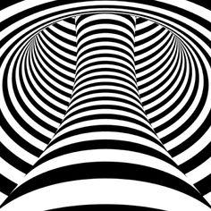 Dale un masaje a tu cerebro con estas ilusiones ópticas   Banco de Imágenes, Fotos y Postales...